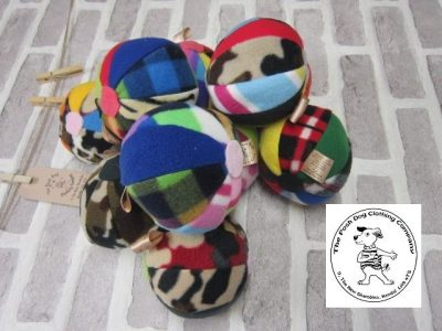 the posh dog clothing company ball toys