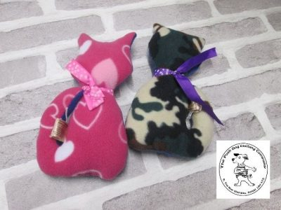 the posh dog clothing company fleece toy lovies cat