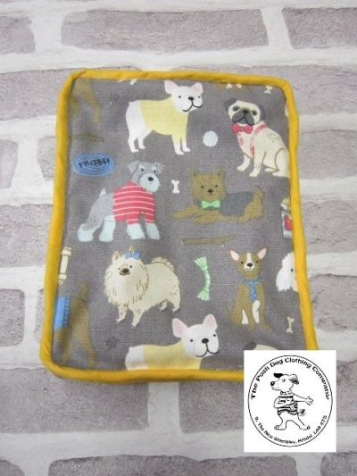the posh dog clothing company journal case 1