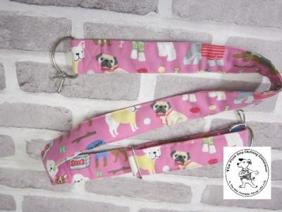 the posh dog clothing company posh dog for you camera strap pink 1