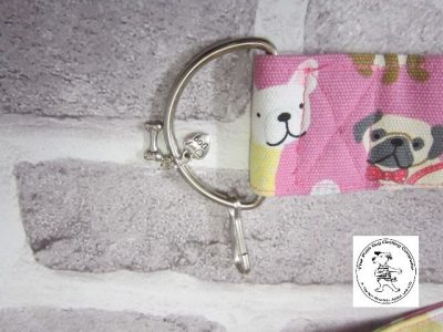 the posh dog clothing company posh dog for you camera strap pink 2