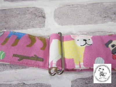 the posh dog clothing company posh dog for you camera strap pink 3
