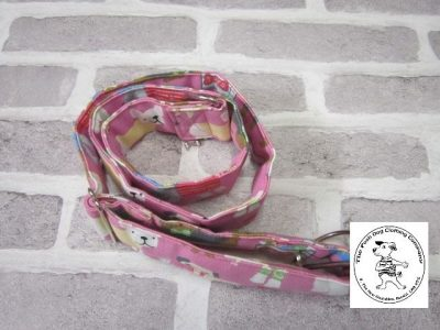 the posh dog clothing company posh dog for you camera strap pink 4