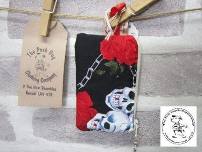 the posh dog clothing company the walkies range small treat purse 57a