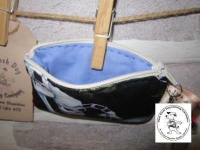 the posh dog clothing company the walkies range small treat purse 59