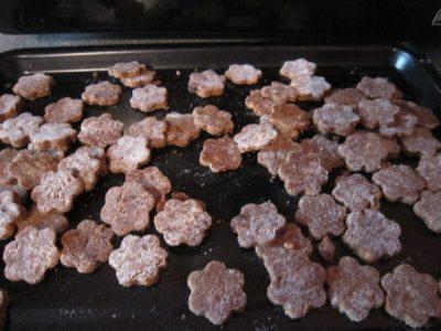 the posh dog bakes luxury cookies