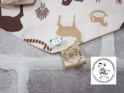 the posh dog clothing company bandana size 3 rocking horse 3