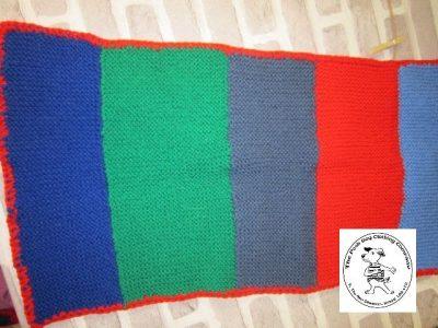 the posh dog clothing company blanket stripe 2