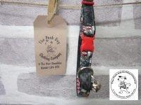 the posh dog clothing company cat collar aztec 01