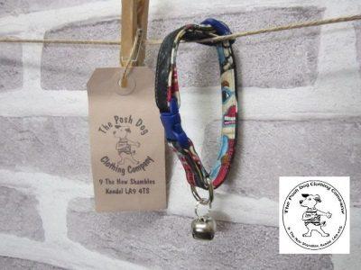 the posh dog clothing company cat collar aztec 04 1