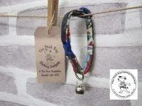 the posh dog clothing company cat collar aztec 04