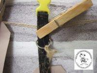 the posh dog clothing company cat collar clock yellow 03