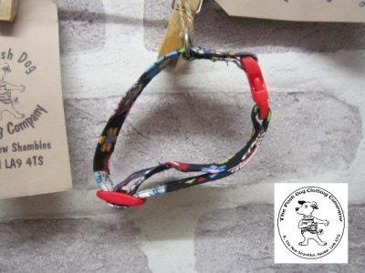 the posh dog clothing company cat collar skulls 4