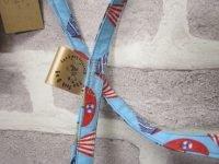 the posh dog clothing company cat lead blue 2