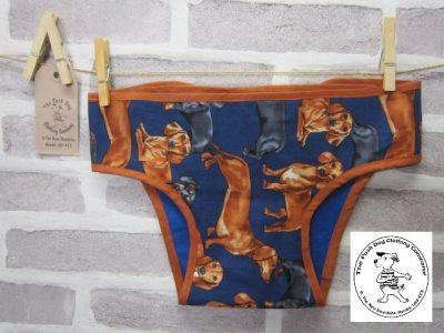 the posh dog clothing company season pants daxies 3