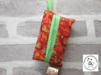 the posh dog clothing company tissue pouch strawberrys 1
