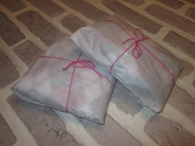 the posh dog clothing company shopping parcels