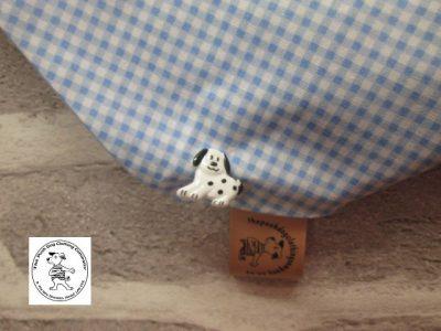 the posh dog clothing company blue check blue 02 1