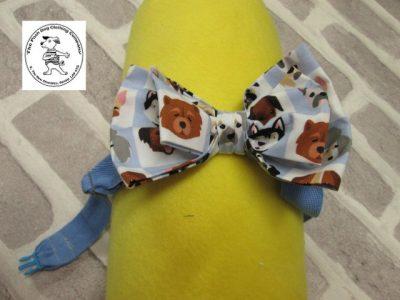 the posh dog clothing company bow tie blue dogs blue 01