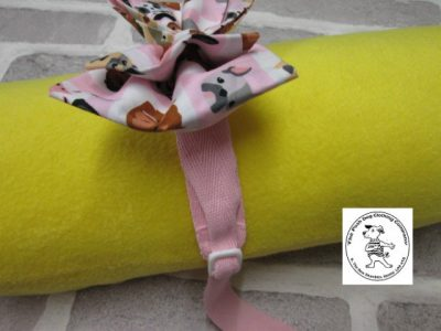 the posh dog clothing company bow tie pink dogs pink 02