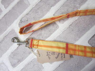 the posh dog clothing company fabric lead yellow 1