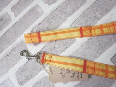 the posh dog clothing company fabric lead yellow 2