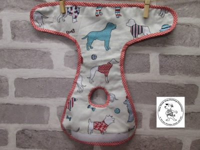 the posh dog clothing company pants dressed dogs blue 05