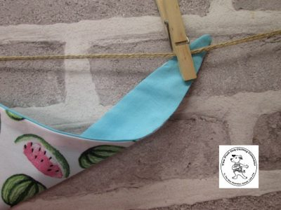 the posh dog clothing company watermelon blue 013