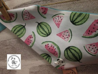 the posh dog clothing company watermelon blue 04