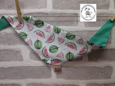 the posh dog clothing company watermelon green 01