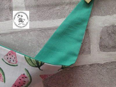 the posh dog clothing company watermelon green 03