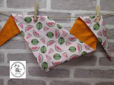 the posh dog clothing company watermelon orange 01