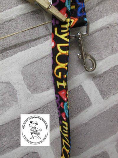 the posh dog clothing company fabric lead love dog 5