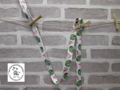 the posh dog clothing company fabric leads watermelon 1
