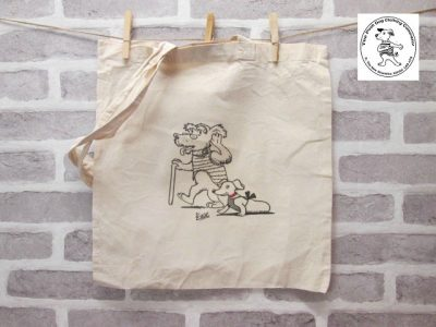 the posh dog clothing company icon tote shopper care ware 2 1