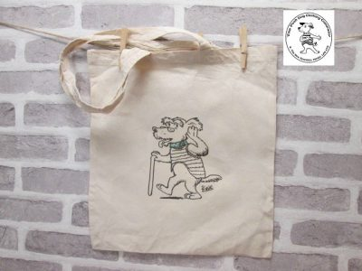 the posh dog clothing company icon tote shopper careware 1