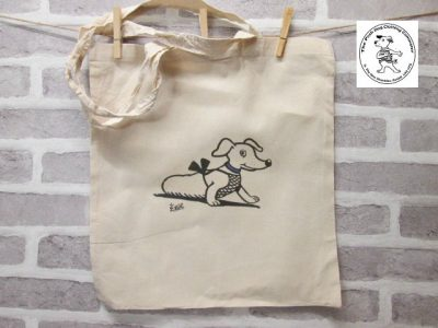 the posh dog clothing company icon tote shopper dragbag 1