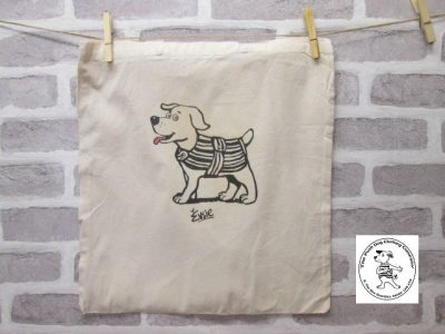 the posh dog clothing company icon tote shopper fleece coats 1