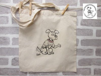 the posh dog clothing company icon tote shopper jumper 1