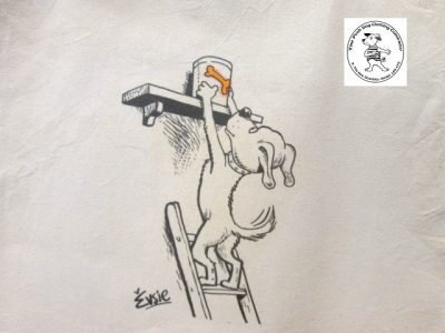 the posh dog clothing company icon tote shopper ladder 2