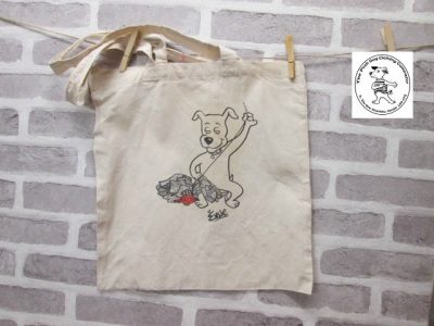 the posh dog clothing company icon tote shopper reloved 1