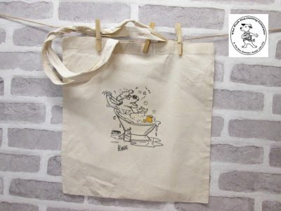 the posh dog clothing company icon tote shopper spa 1