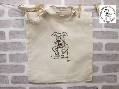 the posh dog clothing company icon tote shopper treats now 1