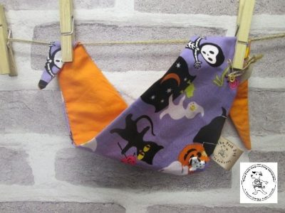 the posh dog clothing company halloween cartoon purple orange 1