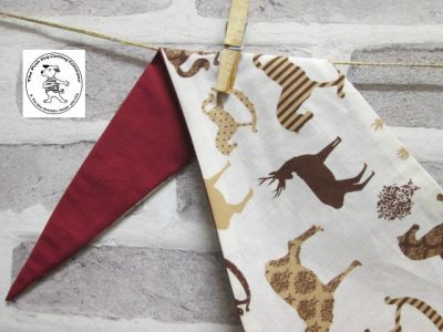 the posh dog clothing company bandanna christmas horses red 2