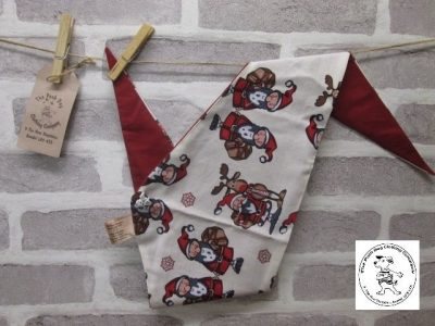 the posh dog clothing company bandanna santa and rudolph red 3 01