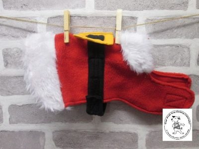 the posh dog clothing company christmas coat santa 07