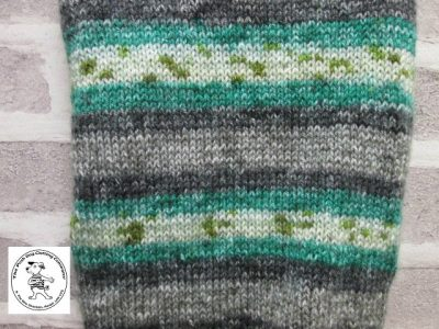 the posh dog clothing company jumpers stripes grey mint 4