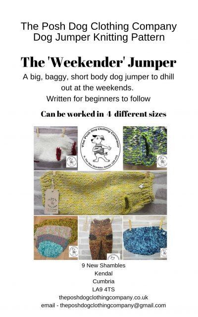 weekender jumpers cover