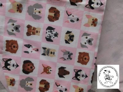 the posh dog clothing company bandanna pink dogs pink 4 03